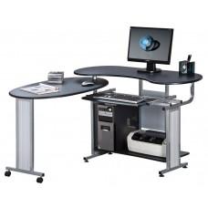 میز کامپیوتر ال گردشی