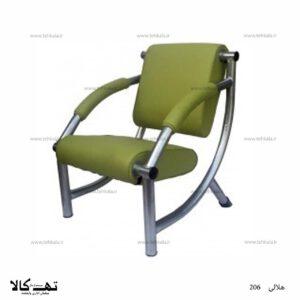 صندلی انتظار 206 هلالی