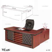 میز مدیریت M102