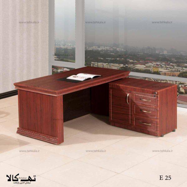 میز اداری E25-2