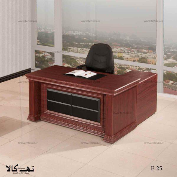 میز اداری E25-4