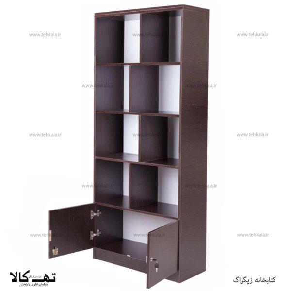 کتابخانه زیگزاگ 4