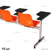 صندلی محصلی  ۴ نفره پروفیلی۱