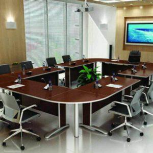 میز کنفرانس نعل
