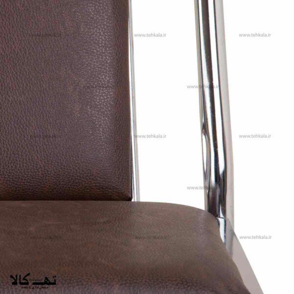 صندلی بادوام کروم