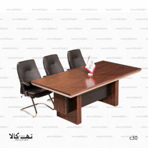 میز کنفرانس c 30
